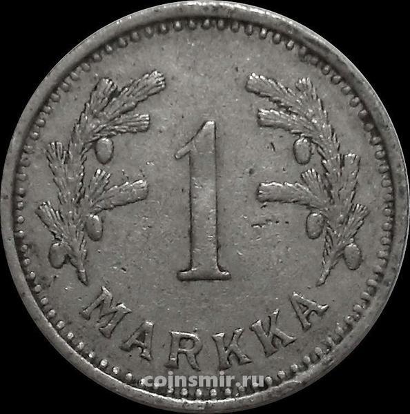 1 марка 1931 S Финляндия.