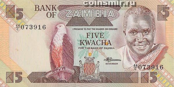 5 квач 1980-1988 Замбия.