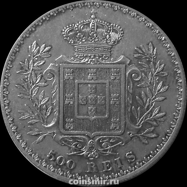 500 рейс 1891 Португалия.