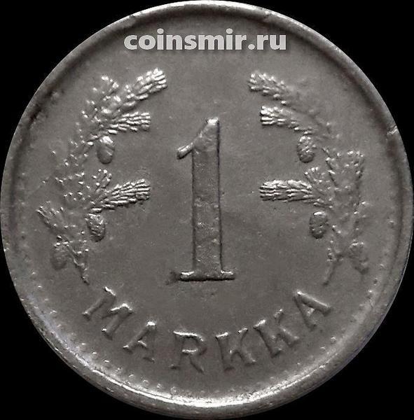 1 марка 1950 Н Финляндия.
