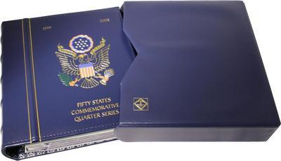 Альбом для монет 25 центов серии Штаты США