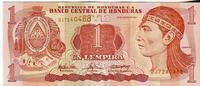 Гондурас 1 лемпира 2004 год