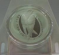 Беларусь 10 рублей 2012 год птица года Чёрный стриж
