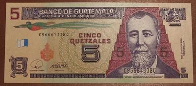 Гватемала 5 кетцаль 2008 год