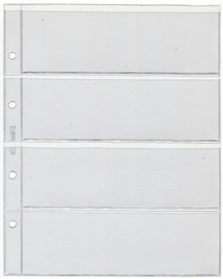 Лист для банкнот на 4 боны (200 х 250 мм)