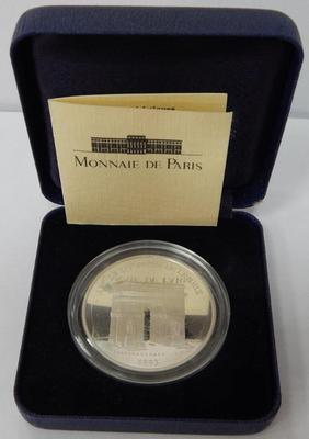 Франция 100 франков 15 экю 1993 год