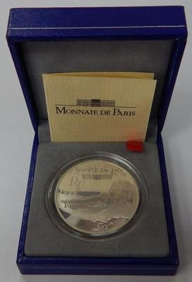 Франция 10 франков 1 1/2 евро 1996 год