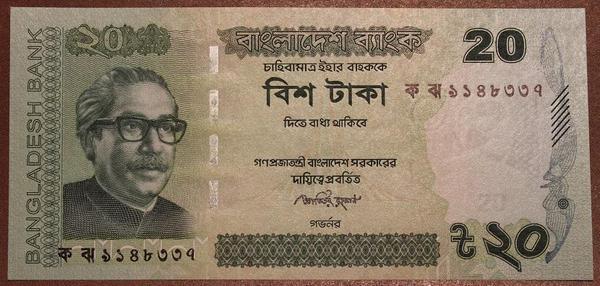Бангладеш 20 така 2012 год