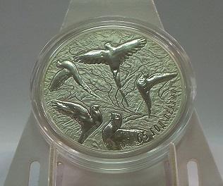 Беларусь 20 рублей 2010 год 65 лет Победы в ВОВ